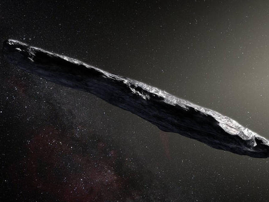 Astroide Oumuamua