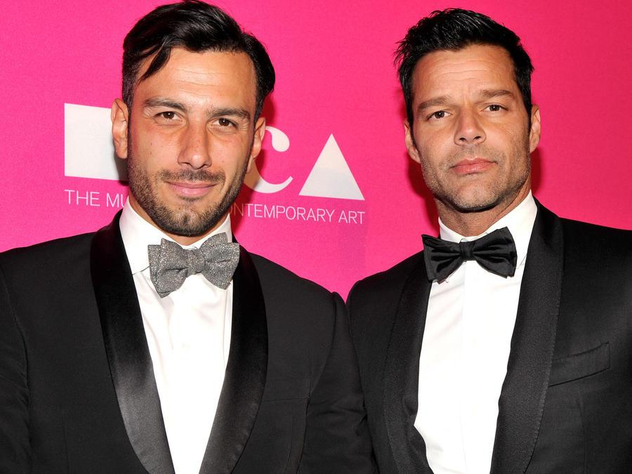 Jwan Yosef y Ricky Martin