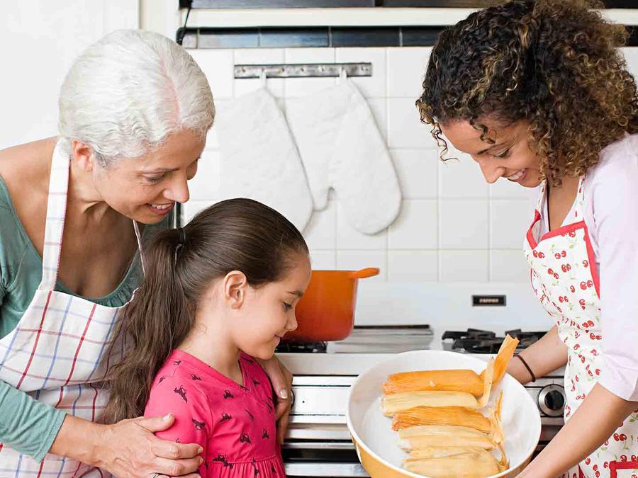 Abuela's Recipes