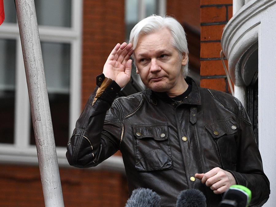 Londres rechaza conceder el estatus diplomático a Assange