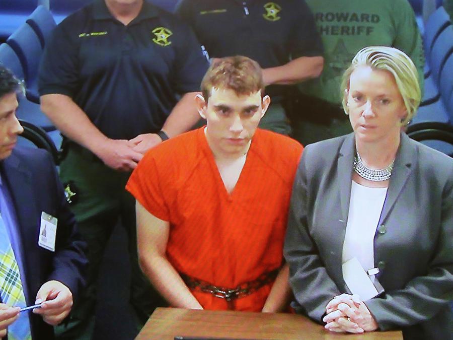 Nikolas Cruz, el atacante que abrió fuego en una escuela de Parkland, Florida dejando 17 muertos el 14 de febrero de 2018