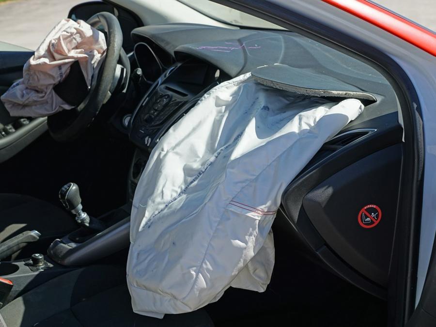 bolsa de aire auto