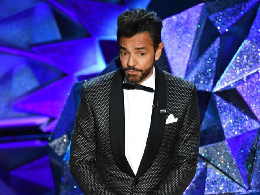 Eugenio Derbez en los Premios Oscar 2018