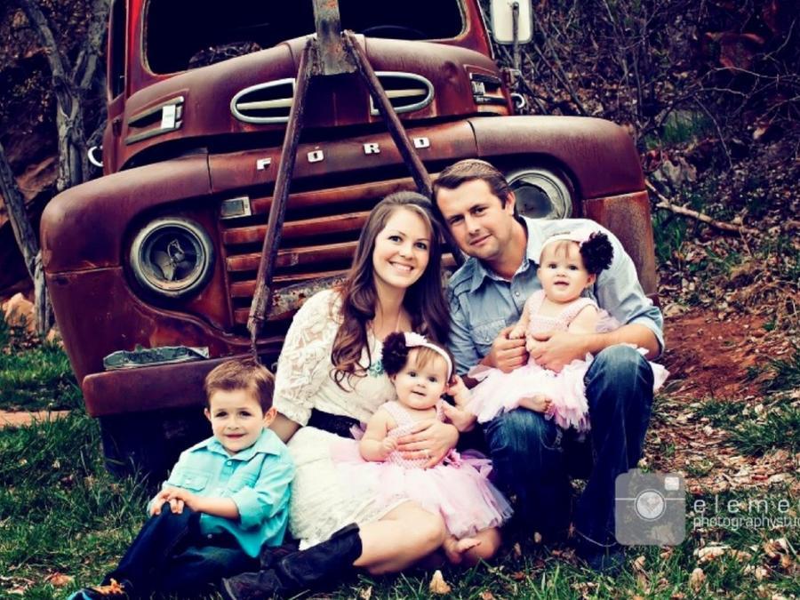 Noreen y Lester Jessop's se enteraron de que sus hijos Daron, Angela y Aubrey sufren de una enfermedad terminal el verano pasado.