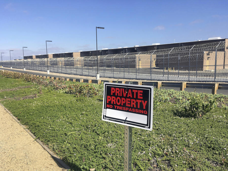 Un centro de detención en San Diego, California, en esta foto de archivo del 9 de junio de 2017.