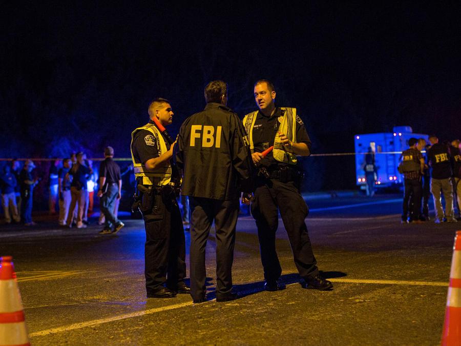Autoridades acordonan el área del último ataque con bomba en Austin, el 19 de marzo de 2018/Reuters
