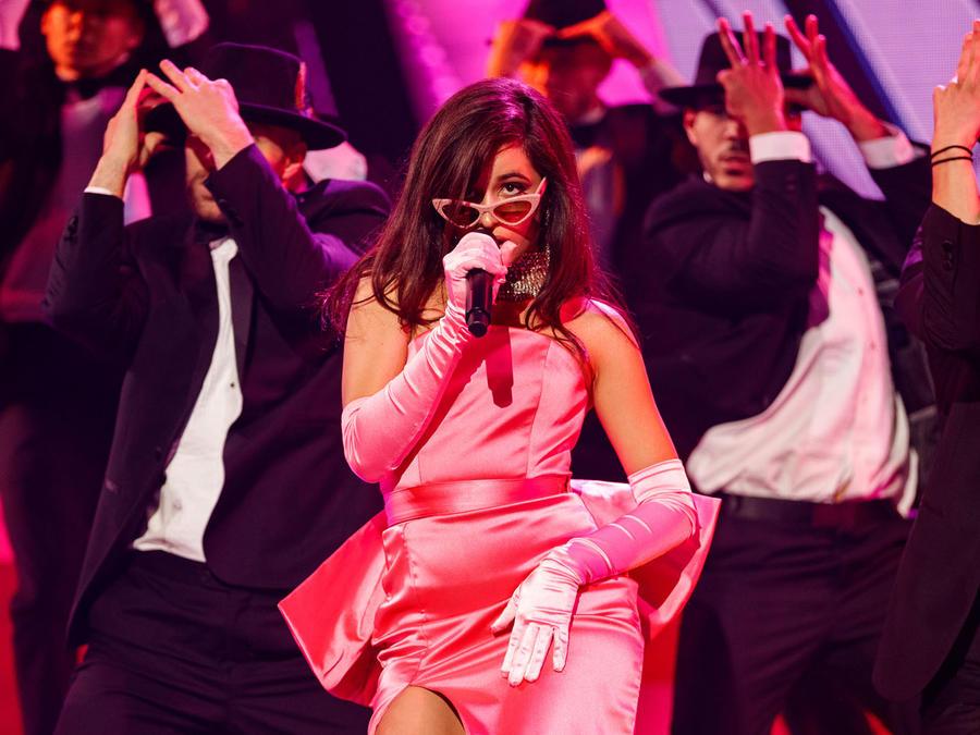 Camila Cabello en 2018 iHeartRadio Music Awards - Show