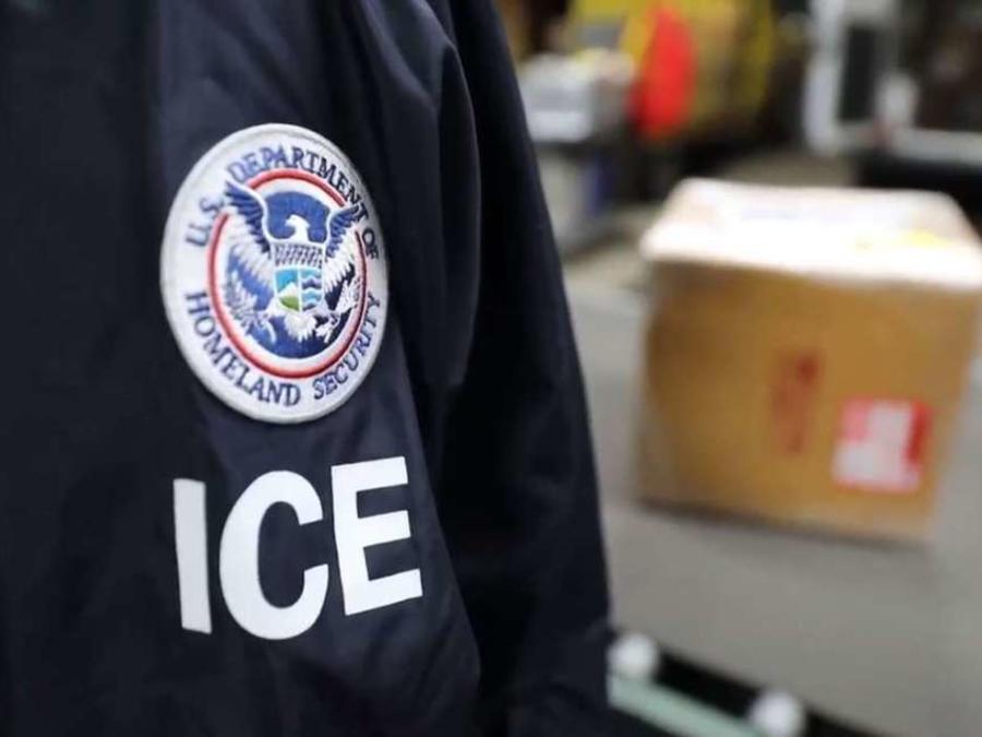 ICE afirma que no persigue a activistas por defender a inmigrantes.