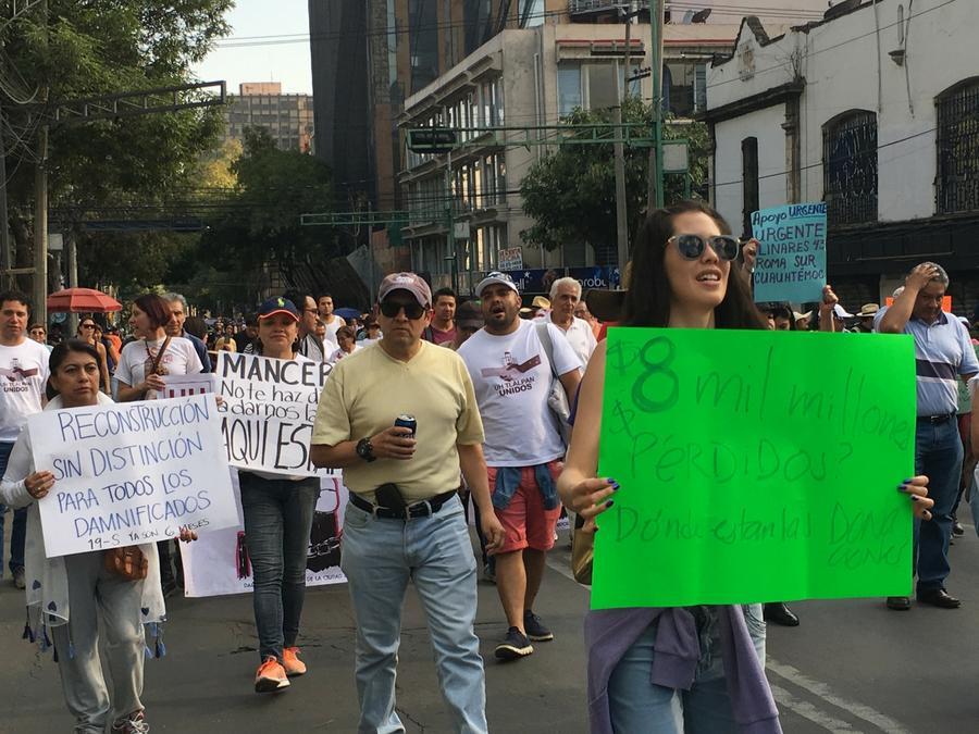 damnificados siguen sin casa y esperando ayuda del gobierno