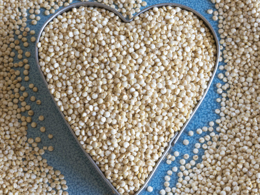Healthy eating: Quinoa