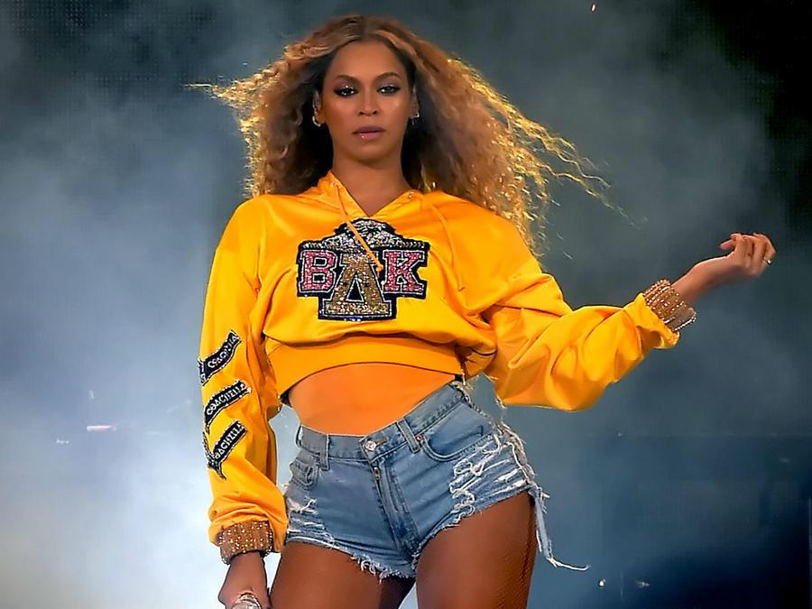 Beyoncé en Coachella 2018