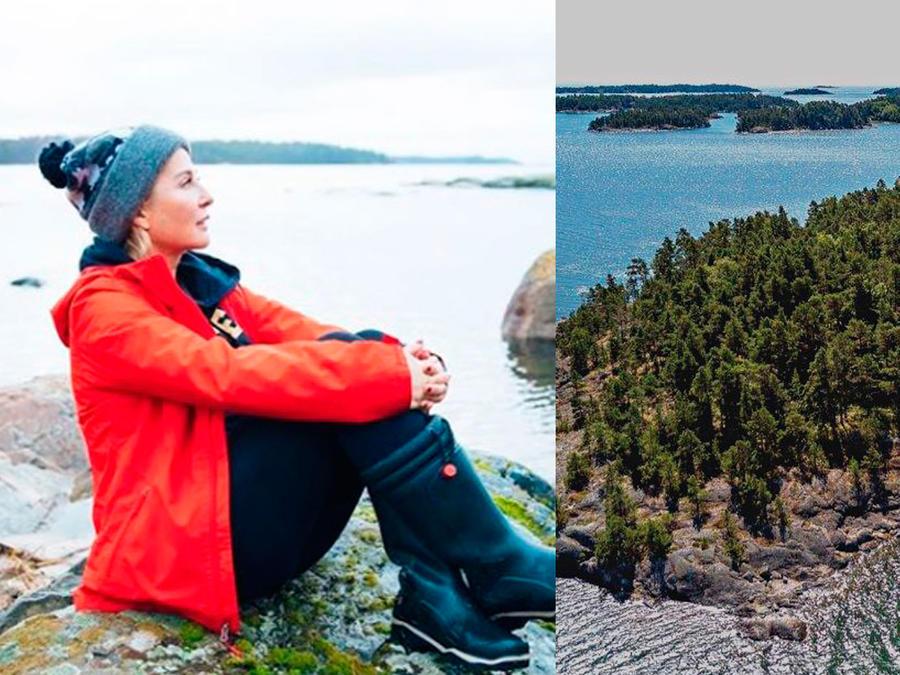 Kristina Roth, fundadora de SuperShe Island