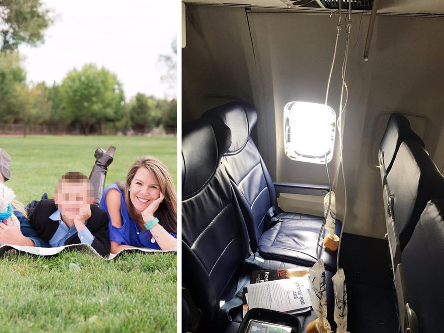 riordan family flight 1380