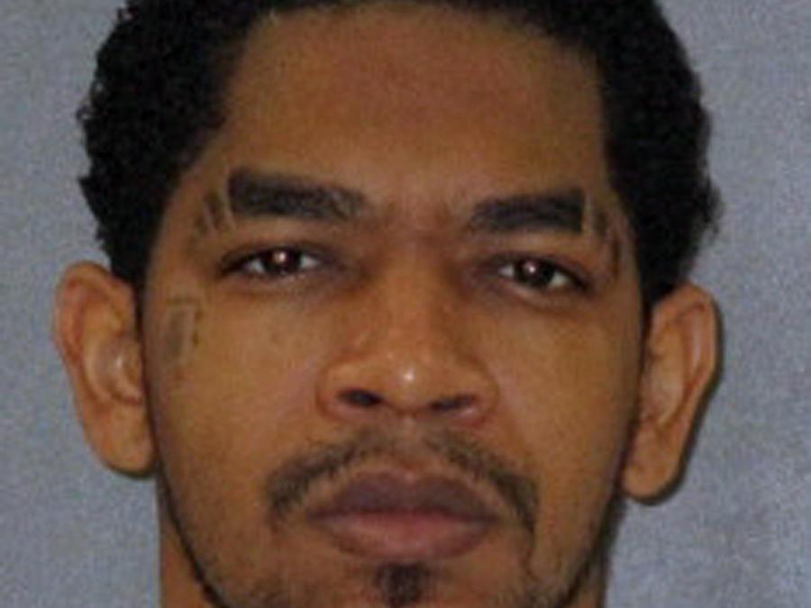 Erick Davila, en una foto sin data suministrada por el sistema penitenciario texano.