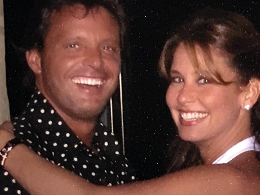 Myrka y Luis Miguel