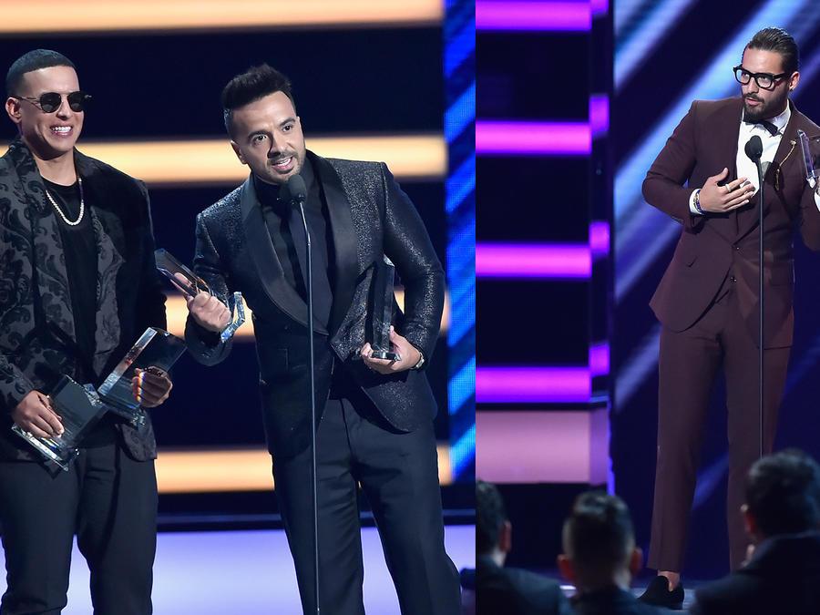 Latin Billboards 2018 Winners