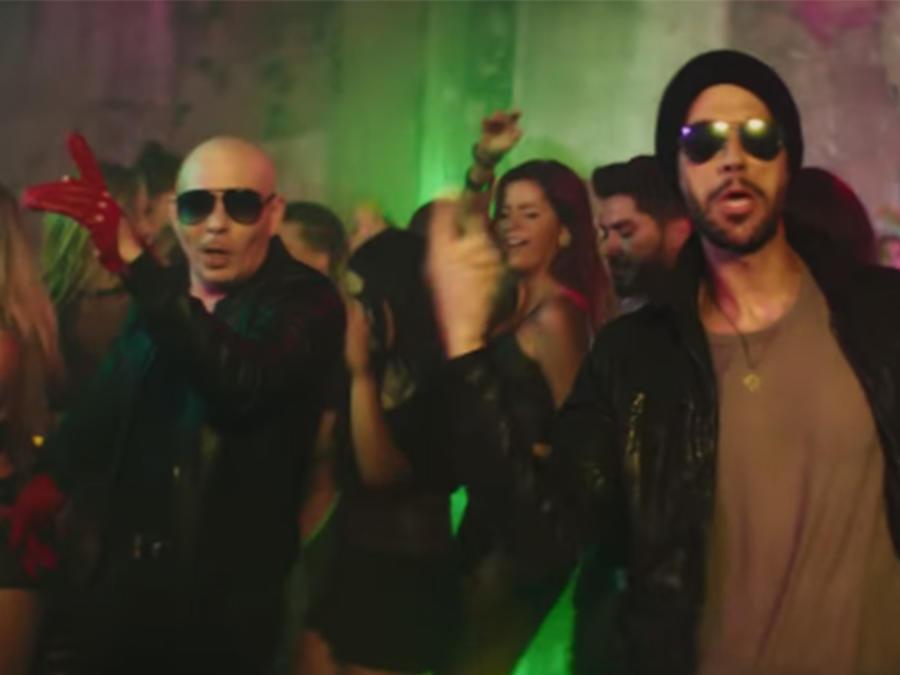 Enrique Iglesias and Pitbull