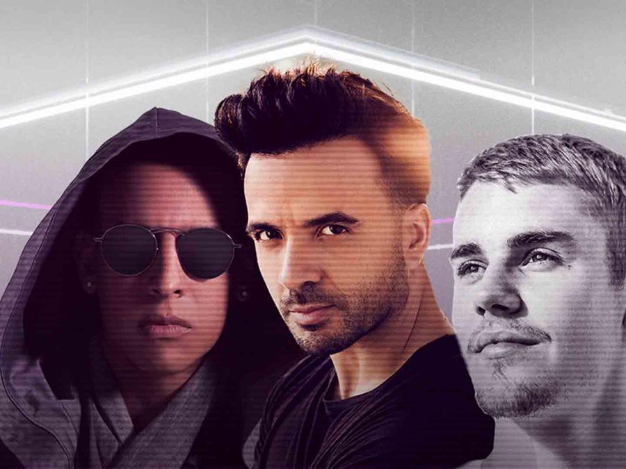 Daddy Yankee, Luis Fonsi, Justin Bieber