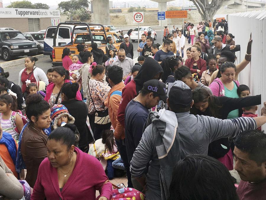 Frontera Tijuana y San Diego