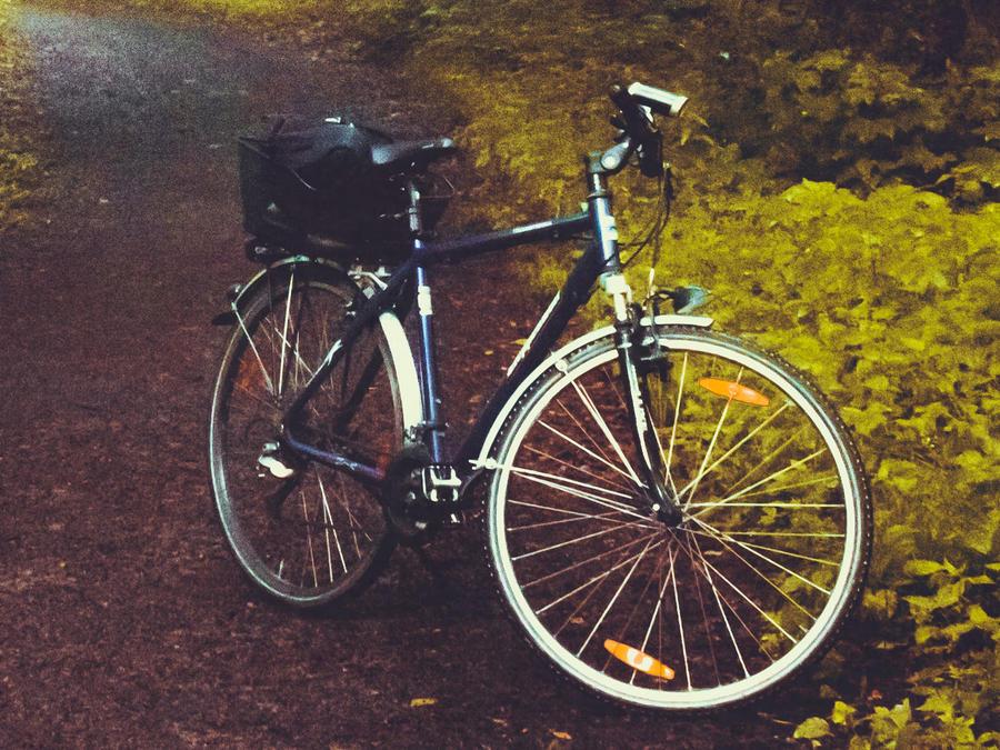 Bicicleta embrujada