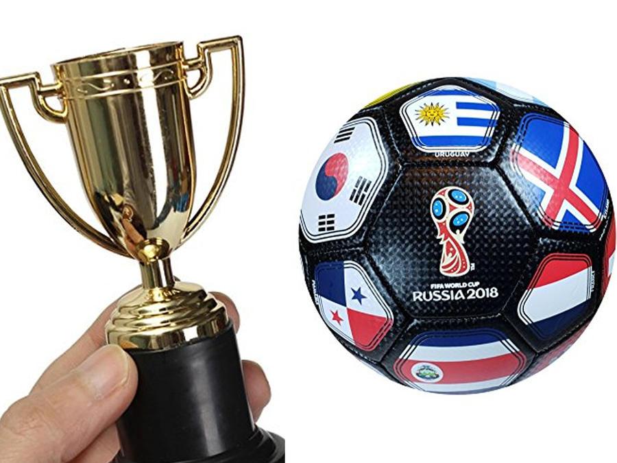 Artículos que no pueden faltar en tu World Cup party