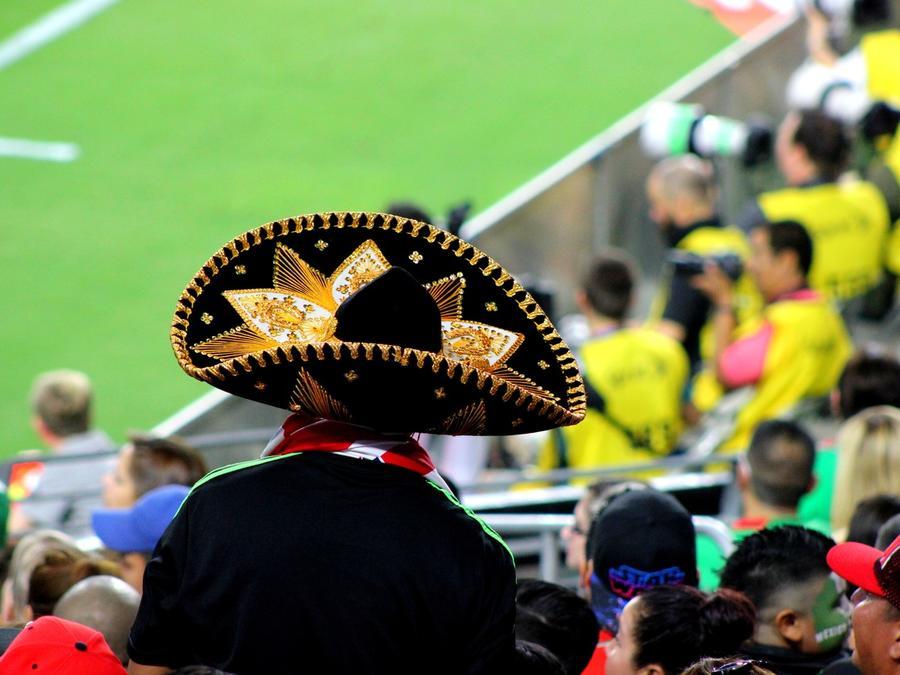 mexicano en el mundial