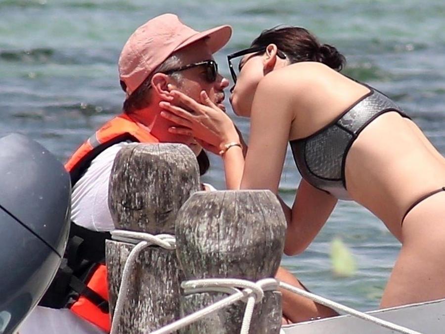 Eiza González & Josh Duhamel
