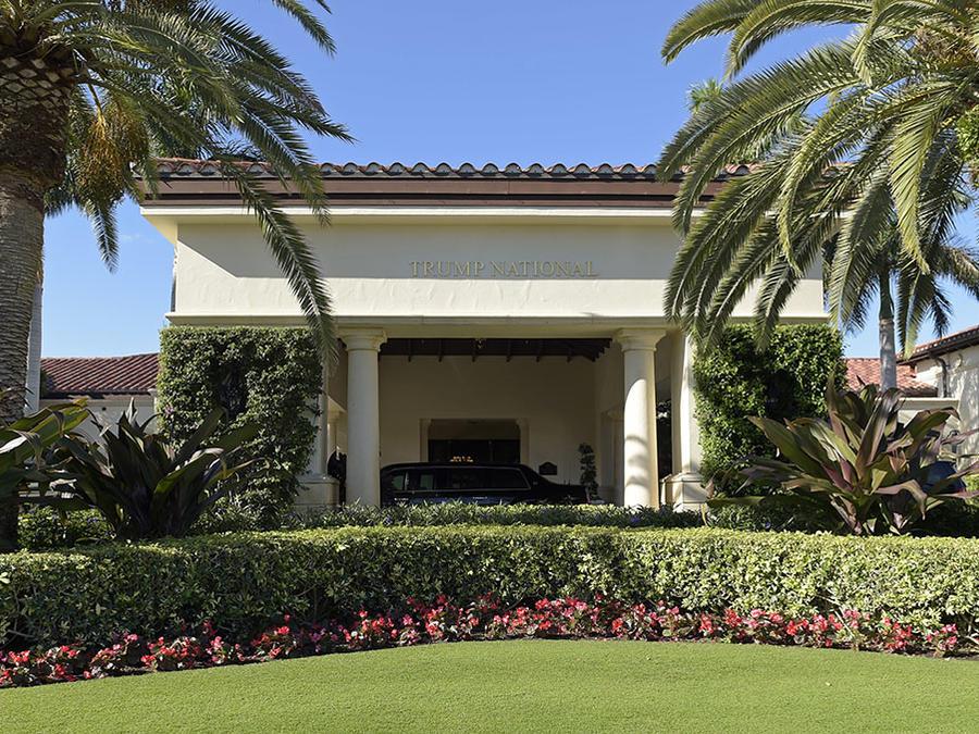 Imagen del Trump National Jupiter Golf Club & Spa en Jupiter, Florida.