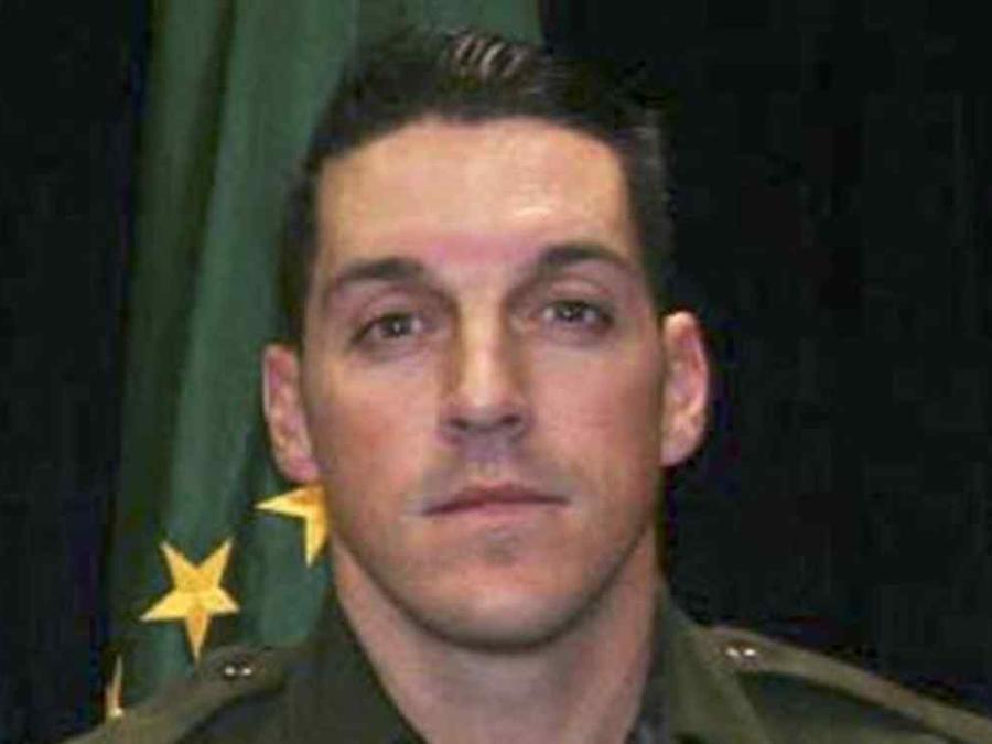 El agente asesinado, Brian Terry, en una foto de la Oficina de Aduanas y Protección Fronteriza de los Estados Unidos.