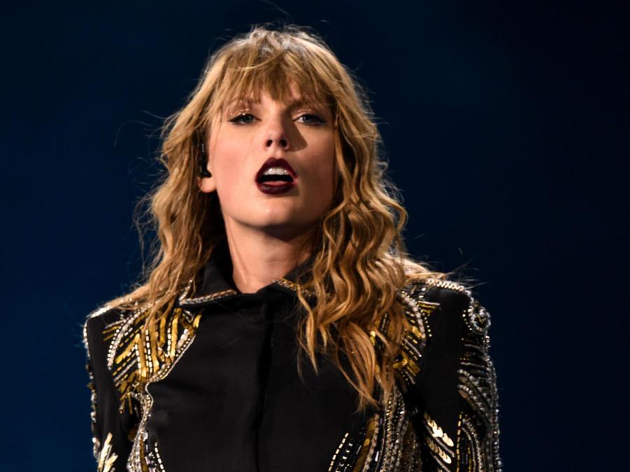 Taylor Swift en concierto