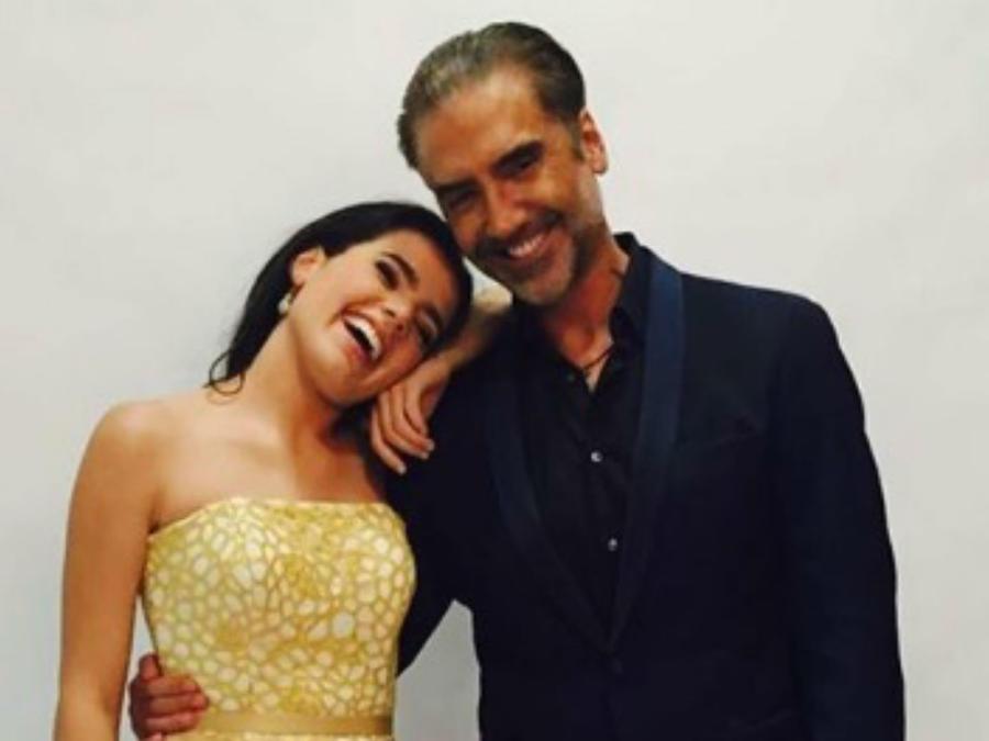 Camila y Alejandro Fernández