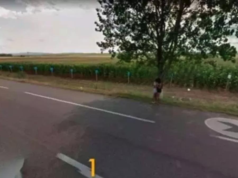 Un joven quiso buscar la casa de su pareja en Google Maps