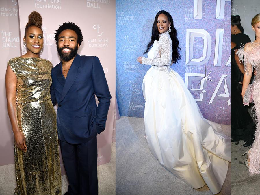 Rihanna's Diamond Ball 2018