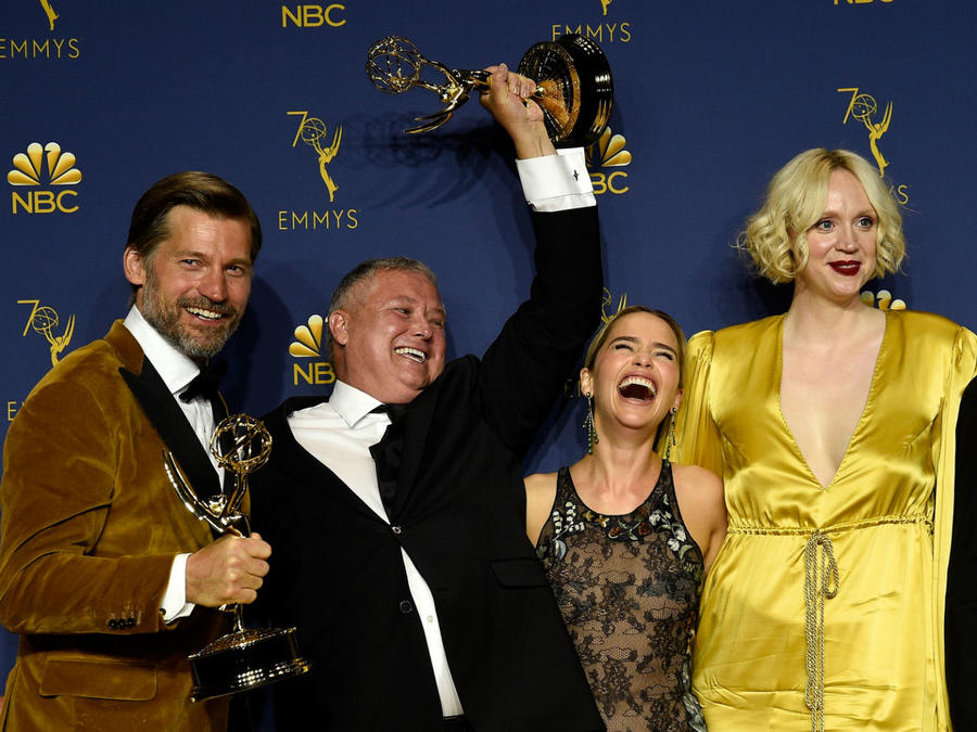 "Reparto de ""Game of Thrones"" en los Emmys 2018"