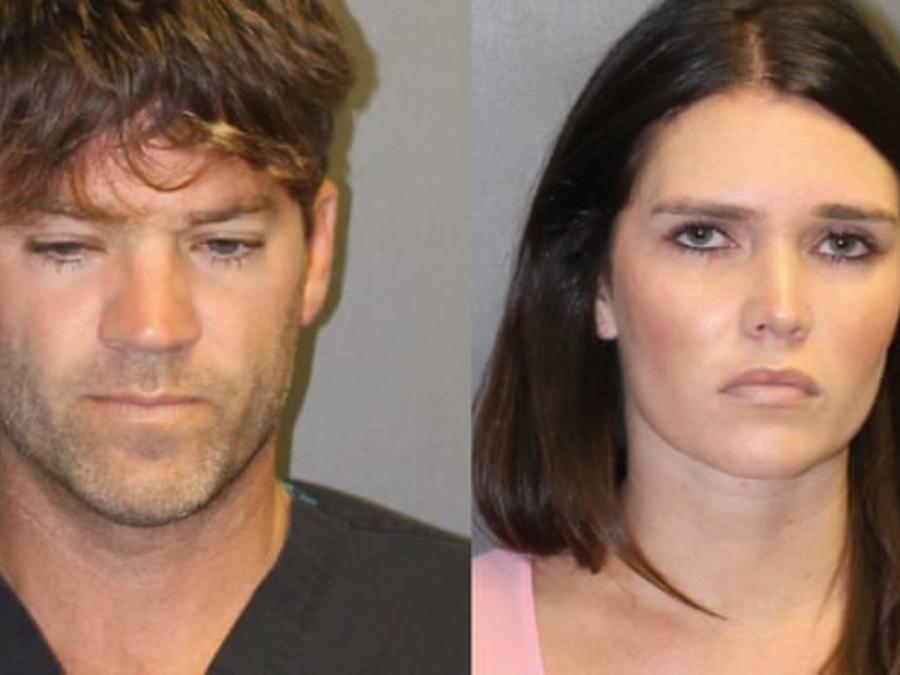 Grant William Robicheaux y Cerissa Laura Riley han sido acusados de agredir sexualmente a dos mujeres tras drogarlas en California.