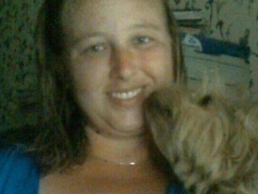 Tammie Hedges rescató a 27 animales en Carolina del Norte.