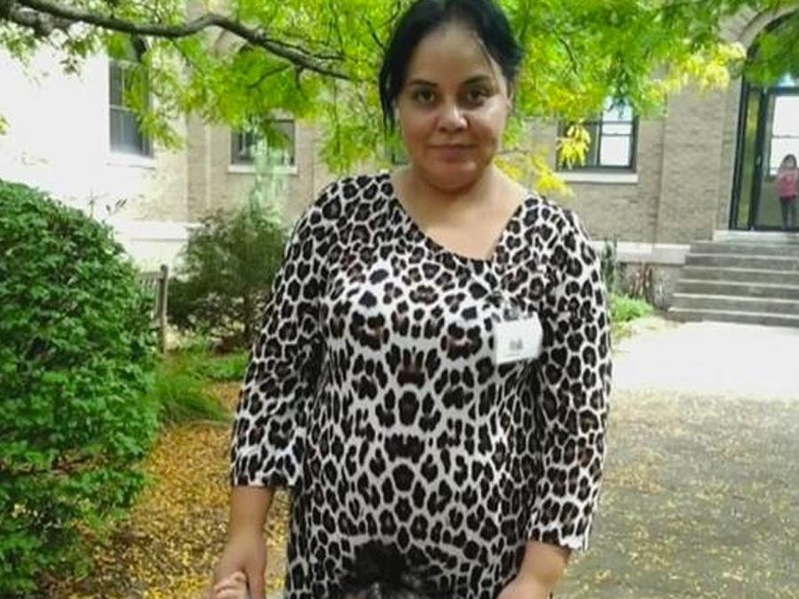 Maribel Trujillo Díaz en una imagen de archivo.