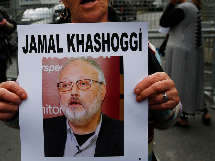 Periodista que podría haber sido asesinado en Arabia Saudí Jamal Khashoggi