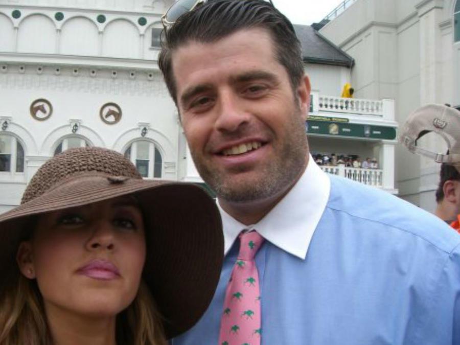Bart Conley y su esposa Jill