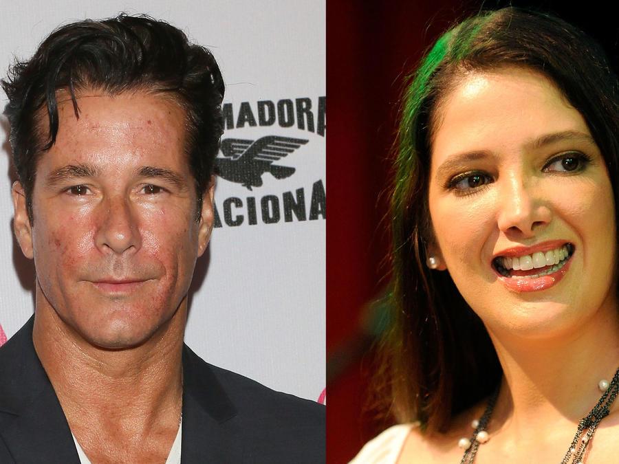Fernando Carrillo y Adela Noriega