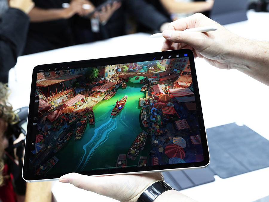 El nuevo iPad Pro presentado en el evento de Apple de hoy 30 de octubre de 2018