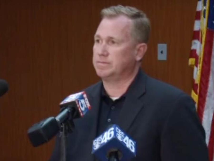 Scott Stubbs, portavoz del Departamento de Policía del Condado de Clayton.