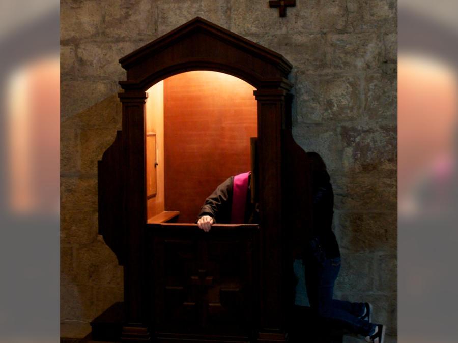 Confesar pecados