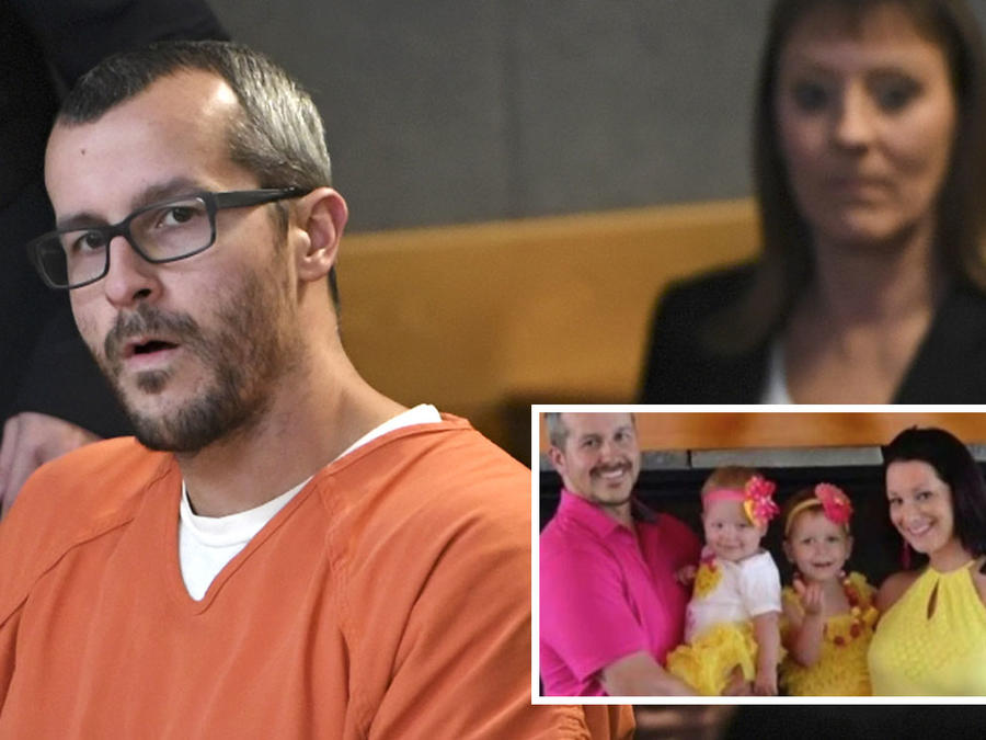 chris watts fam