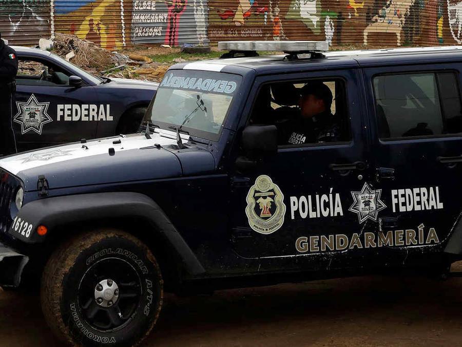 Policía de México en una imagen de archivo.