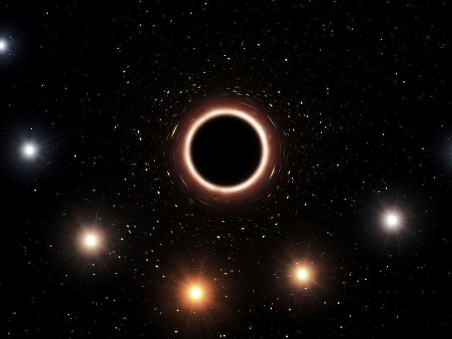 El cometa 46P probablemente no tendrá una cola observable grande debido a su tamaño relativamente pequeño. (Foto ilustrativa)