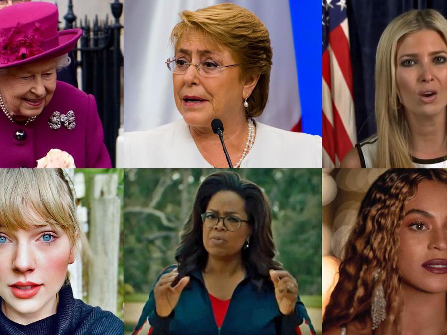 Mujeres Poderosas 2018