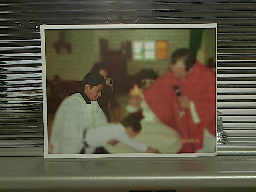 Julian Quino Velasco, sacerdote acusado de abuso sexual