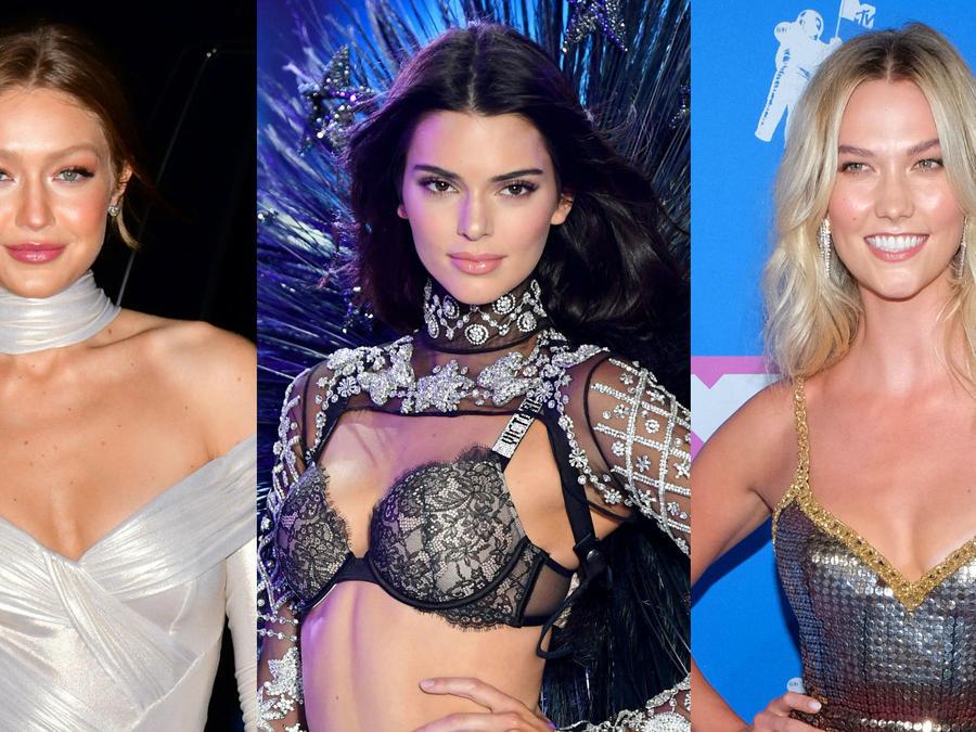 Kendall Jenner y las modelos mejor pagadas de 2018
