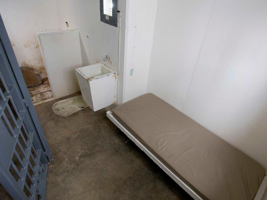 Una celda en una cárcel en México en una imagen de archivo
